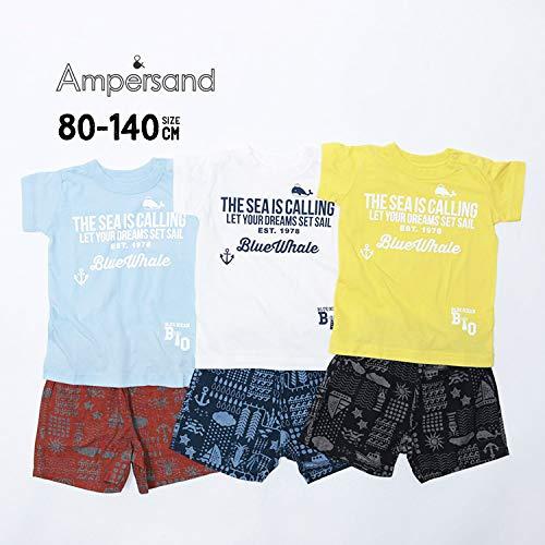 b09644d1029945 Amazon | (アンパサンド)AMPERSAND マリン柄ワンマイルウェア | パジャマ 通販