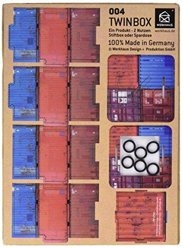 Pencil holder / Savings box - Container - Werkhaus