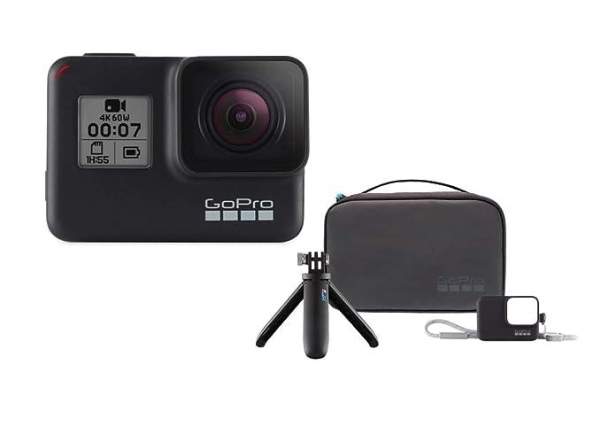 Amazon.com: GoPro - Kit de accesorios para cámara (AKTTR-001 ...