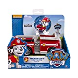 Paw Patrol Marshalls Fire Fightin Truck, Vehicle and Figure