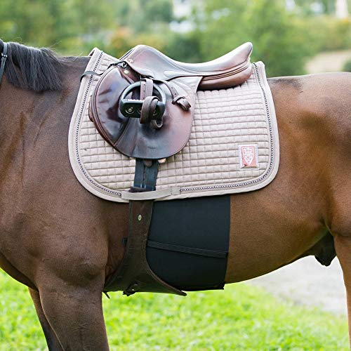 HORZE Elastic Belly Guard Horse