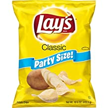 Lay's Classic Potato Chips, Party Size! (15.25 Ounce)