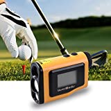 Golf-Finder-600-Yards-Digital-Laser-Rangefinder-Scope-with-18-Inch-LCD-Screen-Yellow