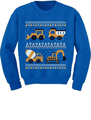 Blue Toddler Sweatshirt - 4