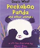 Peekaboo Panda and Other Animals, Chris Inns, 0753459515