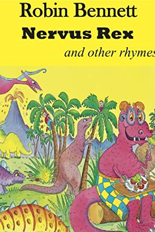 book cover of Nervus Rex and other Rhymes