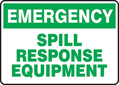 Emergency Spill Response Equipment - 7