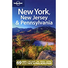 Lonely Planet New York New Jersey & Pennsylvania 3rd Ed.: 3rd Edition