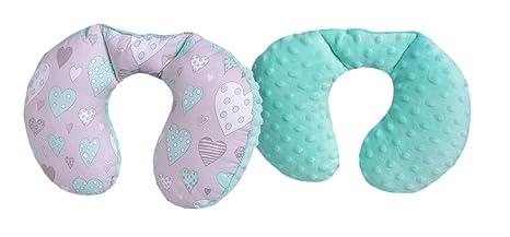 Medi Partners - Almohada cervical para niños, 100% algodón ...