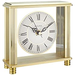 Bulova Cheryl Table Clock