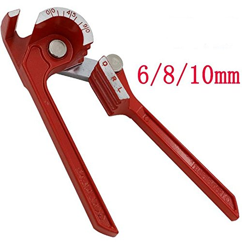 3 in 1 Pipe Tube Bender Lever 1/4 5/16 3/8 Tubing Bending Tool 90 Degree Plumbing Tools Hand Tool