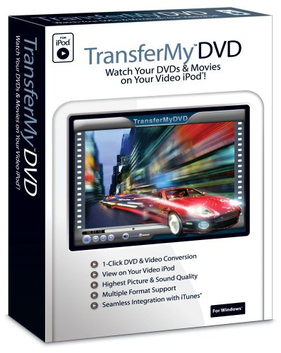 Transfer My DVD (My Ipod Transfer Dvds)
