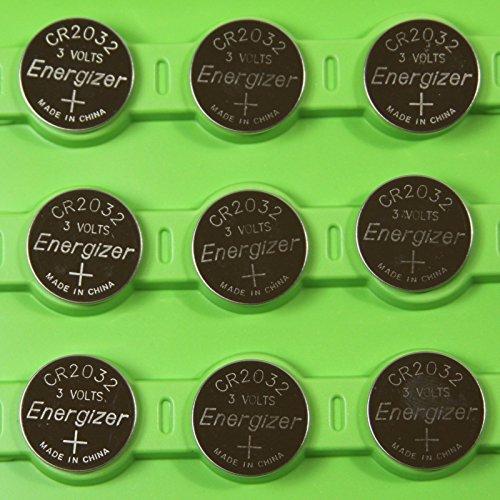 Price comparison product image 10x Energizer CR2032 ECR2032 3V Lithium Battery LITHIUM CR 2032 DL2032 BR2032