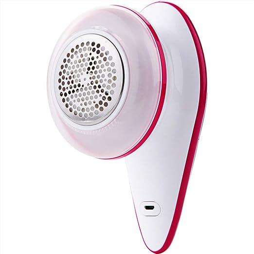 Máquina de afeitar de tela portátil, pelusa recargable, removedor ...