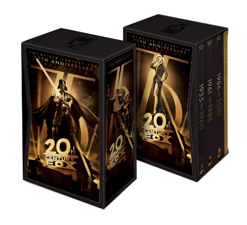 Fox 75th Anniversary Collection from 20th Century Fox