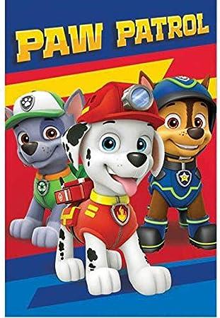 Manta Polar Patrulla Canina Paw Patrol