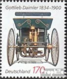 FRD (FR.Germany) 2725 (complete.issue.) 2009 Gottlieb Daimler (Stamps for collectors)