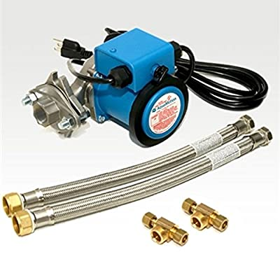 AquaMotion Instant Hot Water Recirculation System