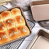 Joho Baking Deep Baking Pans Nonstick Set, Cookie