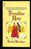 Paradise Row, Paula Allardyce, 0440172950