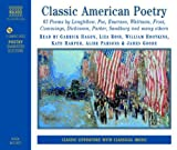 img - for Classic Amer Poetry 2D book / textbook / text book