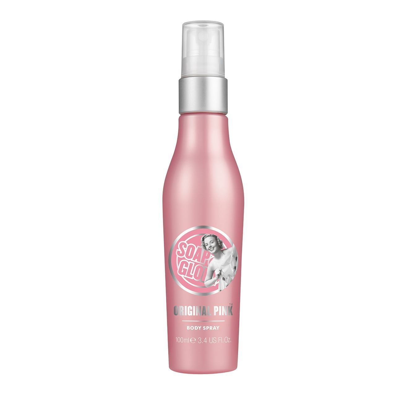 Soap And Glory Original Pink Fragrant Body Spray 100ml B00X7GG6RK
