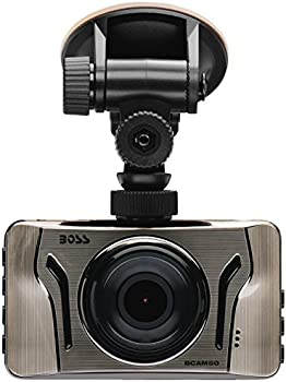 Boss Audio BCAM50 Vehicle Dash Cam DVR System