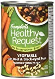 Best Campbells - Campbell's Healthy Request Vegetable with Barley Soup, 540 Review