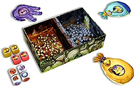 Lúdilo Troll and Dragon, Multicolor (51475): Amazon.es: Juguetes y juegos
