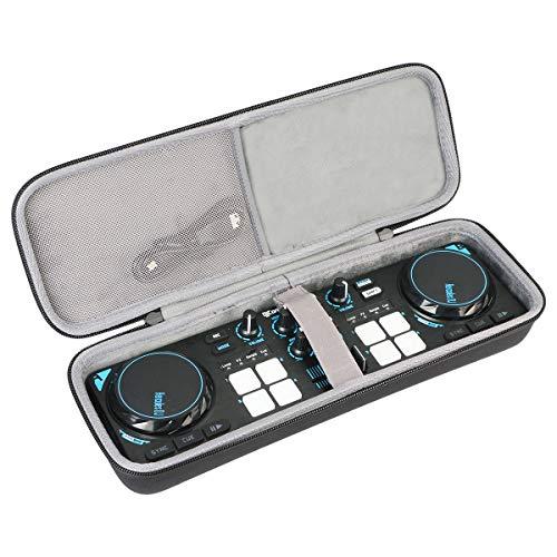 co2crea Hard Travel Case for Hercules DJControl Compact Portable DJ Controller