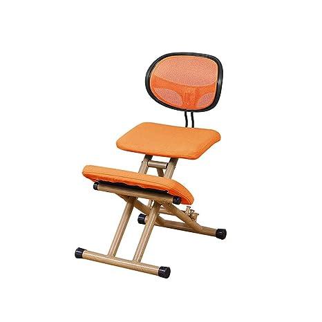 regarder 332e7 8c502 Tabouret orthopédique Kneeling Chair, Chaise De Correction ...