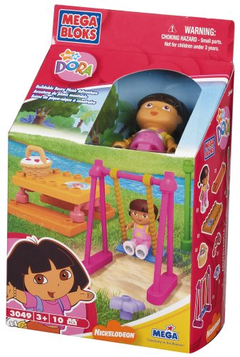 Buildable Berry (Dora Buildable Berry Picnic Adventure)