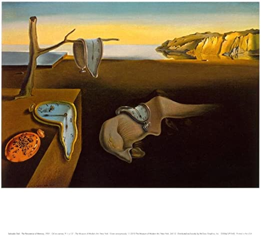 Image result for The Persistence of Memory
