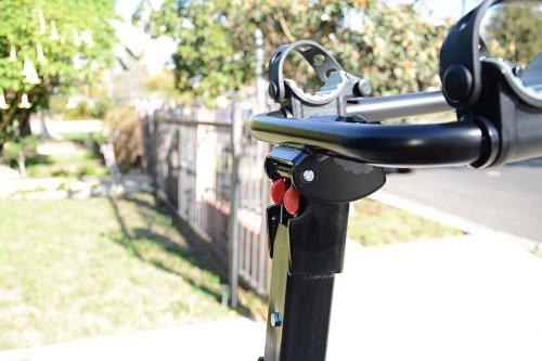 Allen Sports Premier Hitch Mounted 3-Bike Carrier by Allen Sports (Image #4)