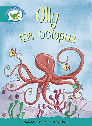 book cover of Olly the Octopus