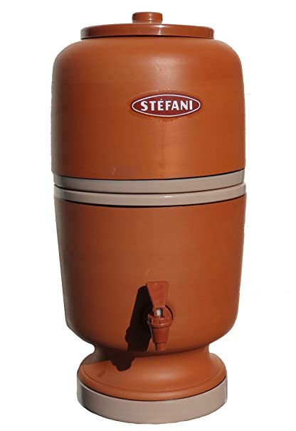 STEFANI Bidón para filtrado de Agua (4 litros)