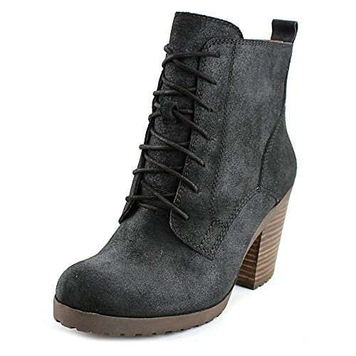 Toe Womens Brand Lucky Orsander Black Fashion Boots Closed Ankle 7wdI7Wq5