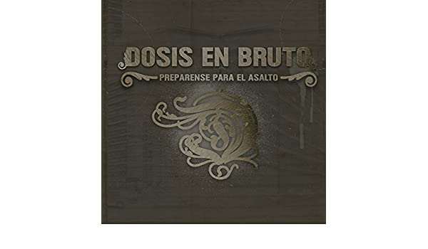 Para Miles De Cerraduras, Llaves [Explicit] by Dosis en Bruto & Carlos Rivas Rasillo on Amazon Music - Amazon.com