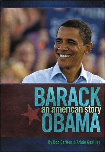 BARACK OBAMA AN AMERICAN STORY: The Unlikely Story of Barack Obama (Invert)