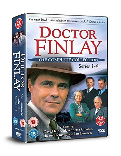 Dr Finlay The Complete Collection Series 1 2 3 & 4 [DVD] by David Rintoul