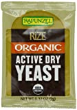 Rapunzel Rize Organic Active Dry Yeast, 0.32 Ounce