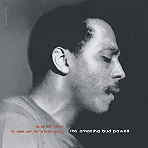 The Amazing Bud Powell [LP]