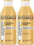 Dessange - Nutri-Extrême Richesse Shampooing Concentré de Nutrition Pour Cheveux Rêches, Très Desséchés ou Ternes - 250 ml - Lot 2