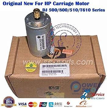 Yoton C7769-60377 C7769-60342 C7769-60146 Q5669-60674 - Conjunto de motor de eje de papel para HP 500 800 510 T610 T1100 Z2100 Z3100: Amazon.es: Oficina y papelería