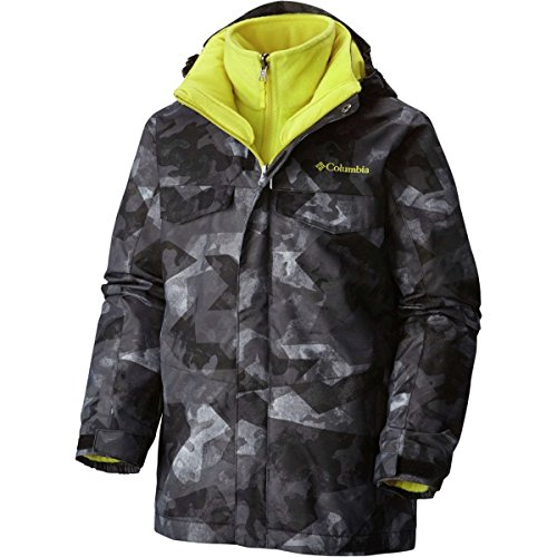 Columbia 3 In 1 Jacket - 4