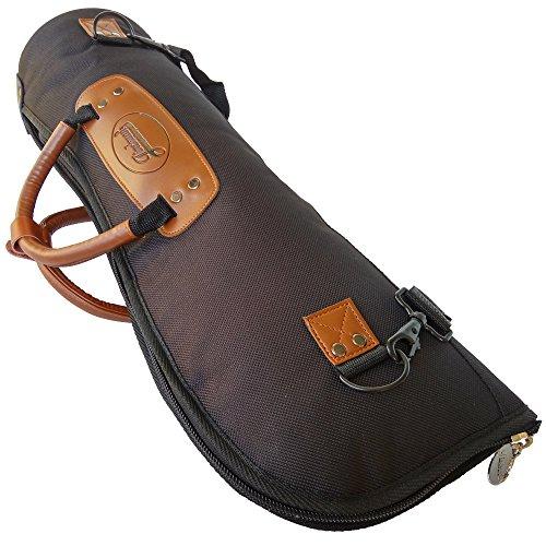 Trumpet Gig Bag Oxford Cloth Soft Adjustable Trumpet Case with Shoulder Belt
