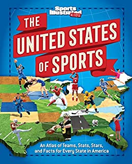 The United States Of Sports An Atlas Of Teams Stats Stars And - Map-of-sports-teams-in-us