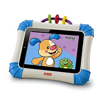 Fisher Price X3189 - Estuche Activity Para Ipad (Mattel) [importado de Alemania]