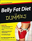 img - for Belly Fat Diet For Dummies by Erin Palinski-Wade (2012-11-06) book / textbook / text book