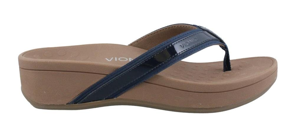 Vionic Womens 380 Hightide Sandals Pacific 380 Leather 19994 Sandals Navy 3331dbc - automatisms.space